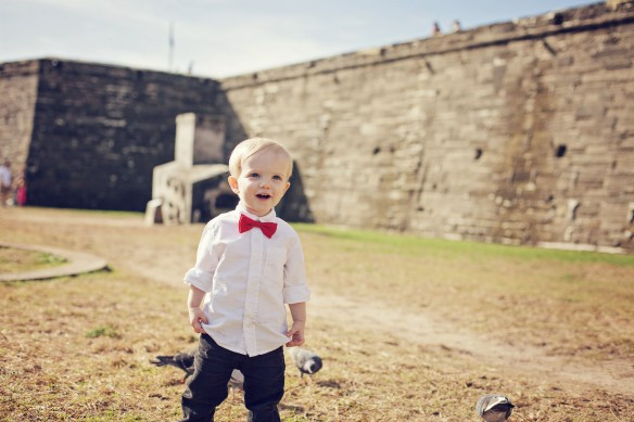 Fun at the Fort